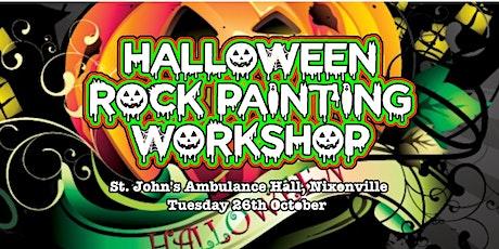 Halloween Workshop - Nixonville tickets