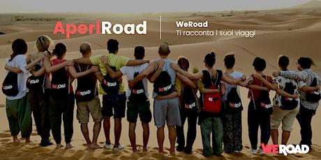 AperiRoad - La Spezia| WeRoad ti racconta i suoi viaggi biglietti