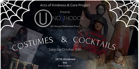 Costumes & Cocktails tickets