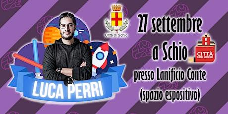 Luca Perri a Schio tickets