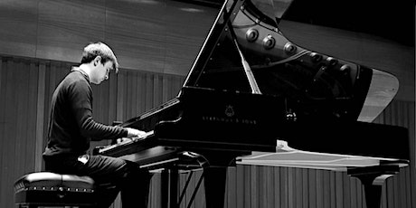 Free lunchtime concert: Connor Heraghty (piano) tickets