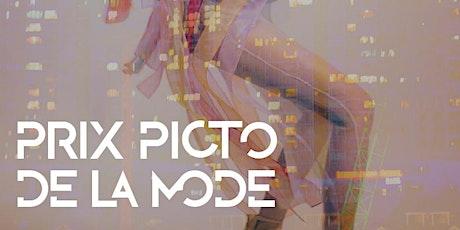 Prix Picto de la Photographie de Mode 2021 billets