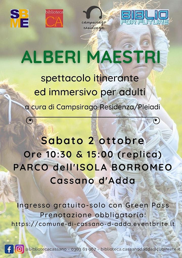 "Immagine ""SAGRA PATRONALE 2021"" - ALBERI MAESTRI"