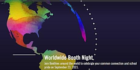Worldwide Booth Night 2021 tickets
