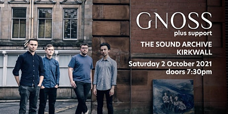 Gnoss - The Sound Archive tickets
