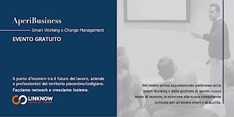 AperiBusiness LinkNow - Smart Working e   Change Management biglietti