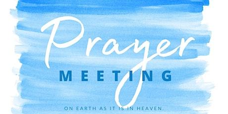 KFSW October Prayer Meeting tickets