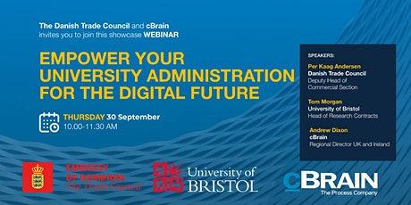 Empower your University Administration for the Digital Future tickets