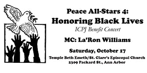 Peace All-Stars 4: Honoring Black Lives