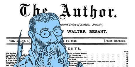 The History of the Society of Authors, 1884-1914: Digital Archive Launch tickets