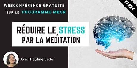 Réunion d'informations gratuite sur le MBSR  (cycle de réduction du stress) billets