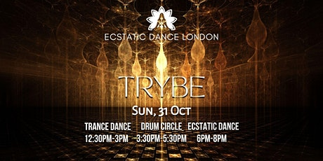 Trybe - Trance Dance, Drum Circle & Ecstatic Dance + Cacao tickets
