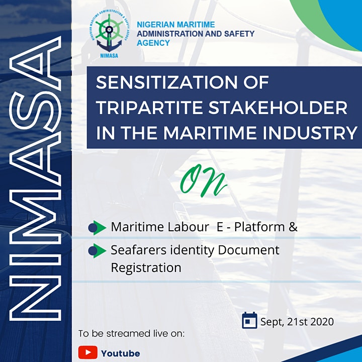 Sensitization of Tripartite Stakeholder in the Maritime industry image