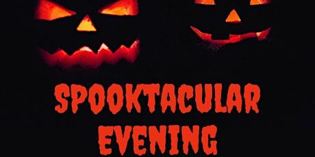 Spooktacular Games Night billets