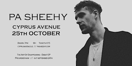 Pa Sheehy tickets