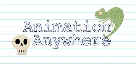 Art Somewhere: Animate Anywhere! Tickets