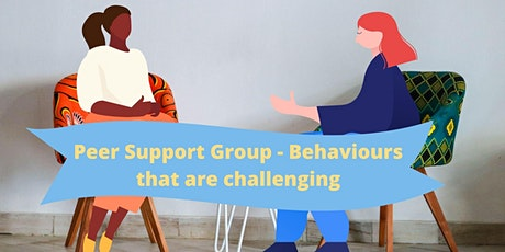 Support Group for Families of Children with Behaviours that are Challenging tickets
