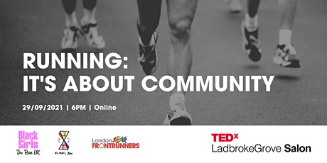 Running: It's about community tickets