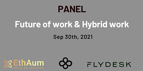 Future of work & Hybrid work ingressos