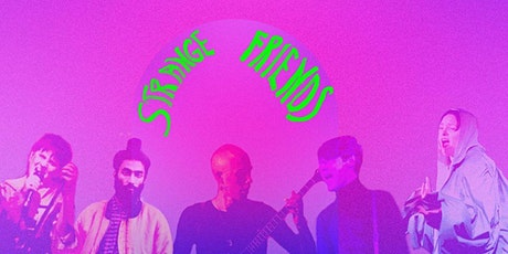 Strange Friends: a night of music at the Mascara Bar tickets