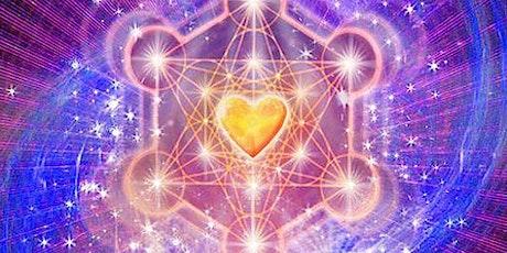 觉醒于爱- 疗癒&开启多重心轮 Awakening into Love -Healing & Heart Chakra Activation tickets