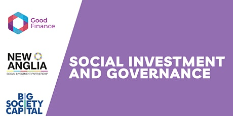 Social Investment and Governance tickets