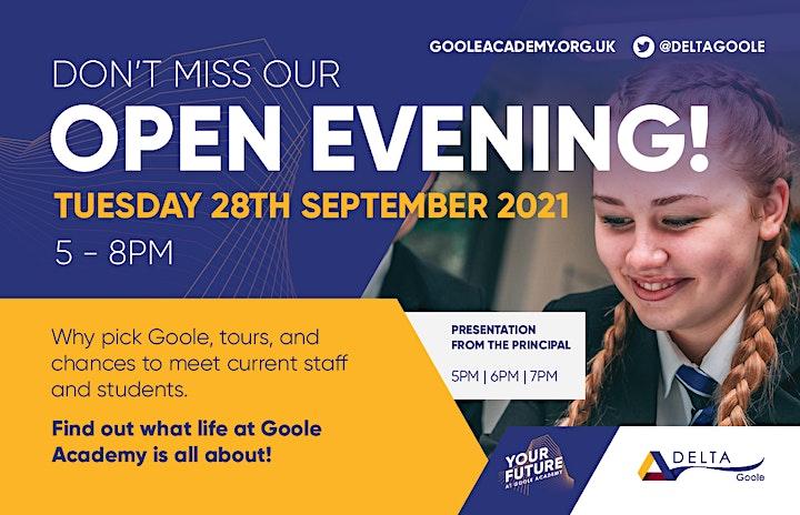 Goole Open Event 2021 image