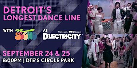 The Scene with Nat Morris & Friends - Detroit's Longest Dance Line tickets