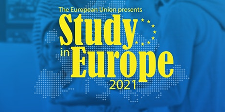 The European Union Presents Study In Europe 2021 tickets