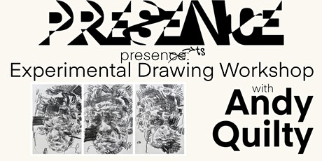 Andy Quilty Experimental Drawing Workshop @ ECU Mt Lawley tickets