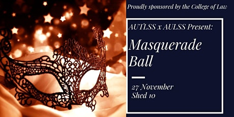 AUTLSS x AULSS Present: The College of Law Masquerade Ball tickets