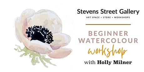 Beginner Watercolour Workshop with Holly Milner tickets