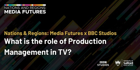 What is the role of Production Management in TV? tickets