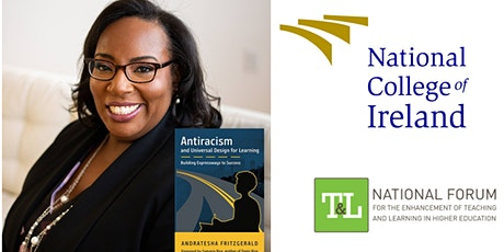 Antiracism and UDL in Irish Further & Higher Education tickets