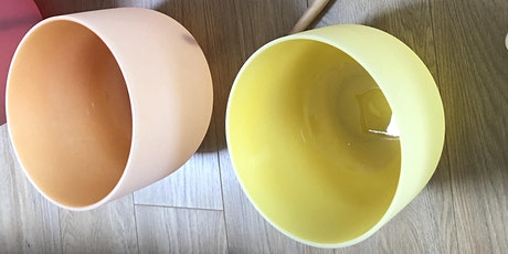 Sound Journey using Singing Bowls with  Arlene tickets
