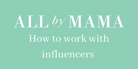 How to work with influencers tickets