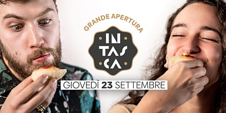 InTasca - Grande apertura biglietti