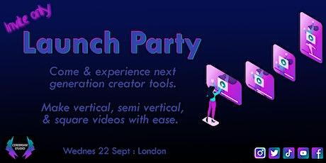 Cerebriam Studio Launch Party tickets