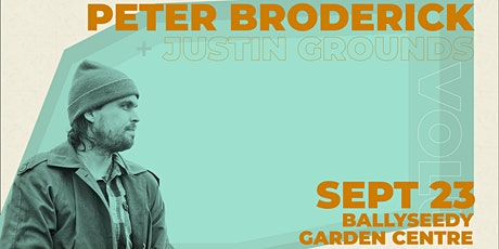 Peter Broderick & Justin Grounds tickets