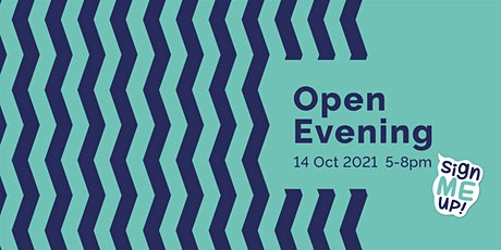 Harlow College Open Event tickets