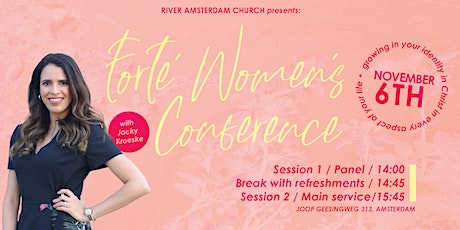 Forte' Women's Conference 2021 tickets