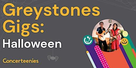 Greystones Gigs: Halloween | 11.45am,  Sunday 31st October | Mambo Jambo tickets