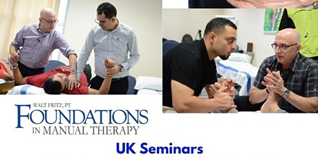 Foundations in Manual Therapy: The Upper Body with Walt Fritz tickets