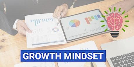Growth Mindset tickets