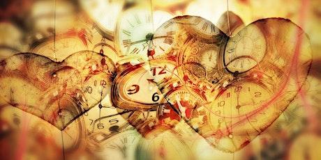 Ist es jetzt an der Zeit ganz bei Dir selbst anzukommen? Tschüss Stress! Tickets