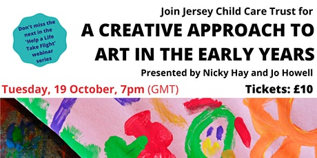 A Creative Approach to Art in the Early Years tickets