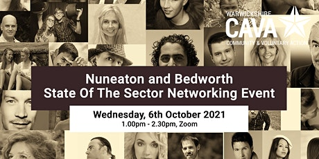 Nuneaton and Bedworth State Of The Sector Networking Event tickets