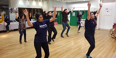 Bhangra classes for adults tickets