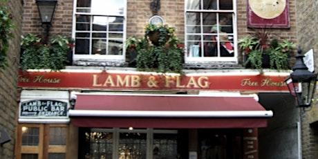 Laugh at the lamb  tickets