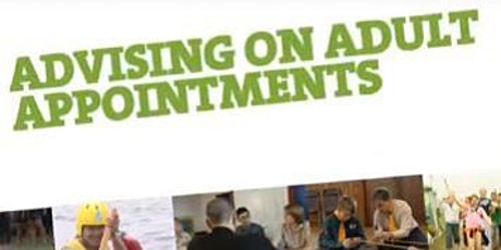 Advising on Adult Appointments (Module 37) tickets